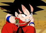 Goku Collectionne les Dragon Balls