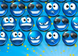 Bubble Shooter Smiley 2