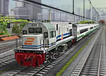 Indonesian Train Simulator Android