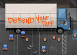 Defend Your Turf iPad