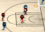 Stickman Basketball 2017 iPad