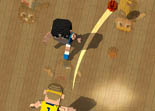 Blocky Basketball iPhone