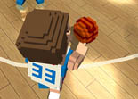 Blocky Basketball iPad