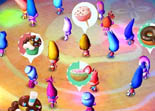 Les Trolls Crazy Party Forest Android
