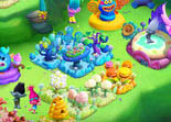 Les Trolls Crazy Party Forest iPhone