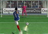 Soccer Shootout iPhone