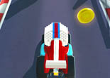 Blocky Racer iPad