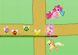 Tower Defense mon Petit Poney