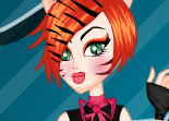 Monster High Toralei Stripe Maquillage