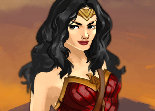 Habillage Wonder Woman