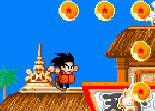 Dragon Ball Sauts de Goku