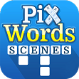 Solution PixWords Scenes Niveau 1 à 10